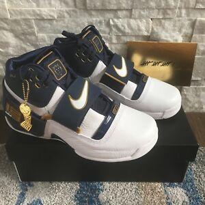"Nike Lebron Zoom Soldier 1's, ""25 Straight"" Art of a Champion"