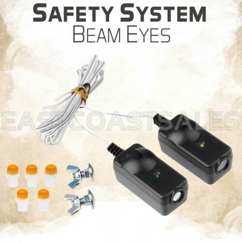 Safety Sensor Beam Eyes Fits 41A5034 Liftmaster Chamberlain Garage Door Opener
