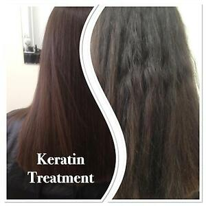 $170 CHEMICAL STRAIGHTENING,KERATIN SPECIAL@GLOSSY STUDIO LUTWYCHE Lutwyche Brisbane North East Preview