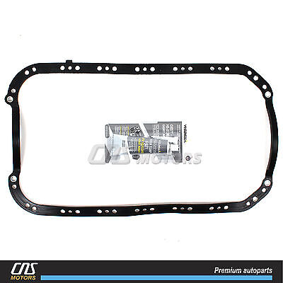 Oil Pan Gasket & Silicone for 90-02 Acura CL Honda Accord Odyssey Prelude Oasis