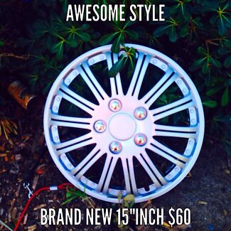 Wheel hubs awesome stylish Kanwal Wyong Area Preview
