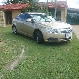 2010 Holden Cruze Sedan Bethania Logan Area Preview