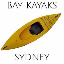 """BRAND NEW WINNER """"CRUISER"""" SINGLE SIT-IN FISHING KAYAK CANOE Manly Manly Area Preview"""