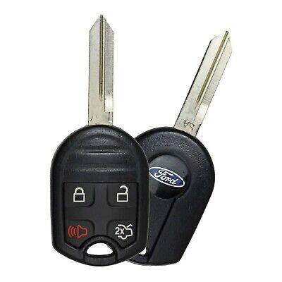 Ford Remote Head Key Fob Keyless Entry 4 Buttons Genuine OEM Uncut 164-R8073