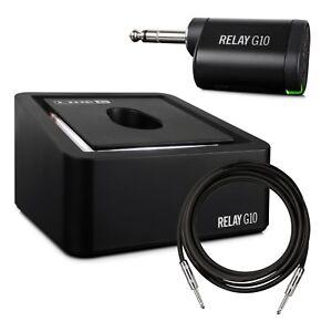 Line 6 Relay G10 Wireless Guitar System BONUS PAK