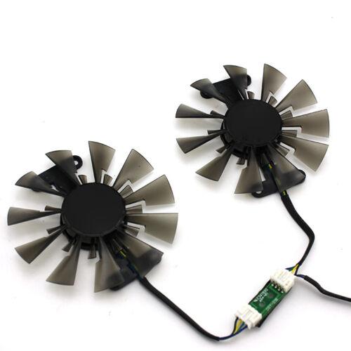Grafikkarten Lüfter Fan für ZOTAC GTX950-2GD5 GTX760-2GD5 Thunderbolt Edition HA