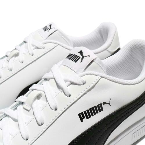 ... Puma Smash V2 L White Black Classic Men Shoes Sneakers Trainers 365215- 01 фото ... ecdcba7a7