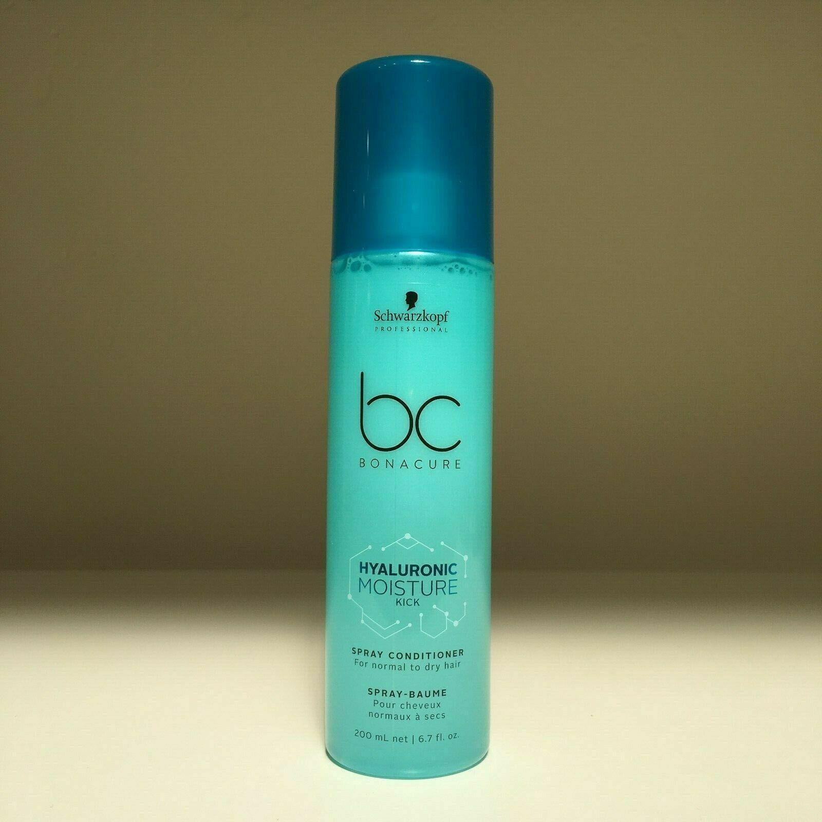 Schwarzkopf BC Bonacure HYALURONIC MOISTURE KICK Spray Condi