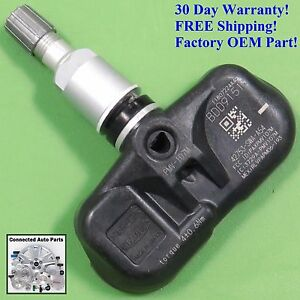 Honda Accord CRV Fit TIRE PRESSURE SENSOR TPMS Factory OEM 42753-SWA-A54 TS-HN03