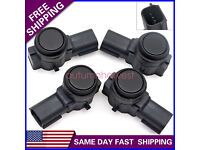 52050134 4x Parking Sensor Bumper Object Aid Backup PDC For Chevy Cadillac