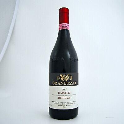 PODERI ALDO CONTERNO Barolo 1997 GRANBUSSIA Riserva 0,75L