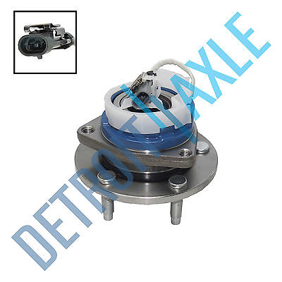 New Front Wheel Hub Bearing Assembly for Chevy Buick Cadillac w/ 5-Lugs w/ ABS