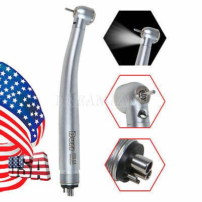 For Kavo Dental Led E-generator High Speed Handpiece Air Turbine 4 Holes
