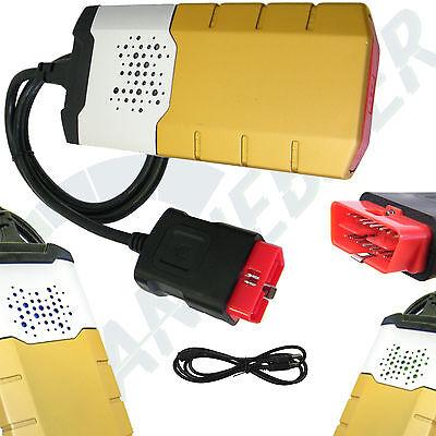Profi KFZ Diagnosegerät DS GOLD mit Bluetooth für PKW & LKW OBD1 OBD2 CAN-BUS