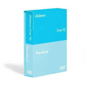 Ableton Live 10 Standard (License Transfer)