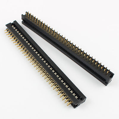 2x 69830-010lf IDC-adaptador pin 10 precisamente idc THT para cable plano 1,27mm 1a amphe