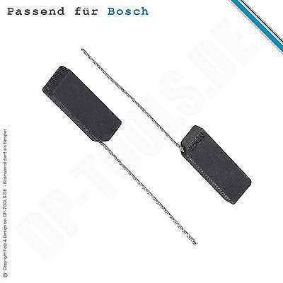 Kohlebürsten für Bosch WFM, WFP Serie 5x12,5x32mm 021521 ()