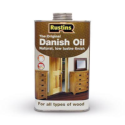 RUSTIN´s DANISH OIL - Das Original! 1 Liter