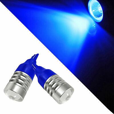 T15 912 916 8000K Blue Projector Lens LED Back up Reverse light For Honda Accord
