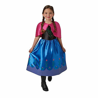 Anna Classic Frozen Prinzessin Kostüm Disney Film Die Eiskönigin 12362097713