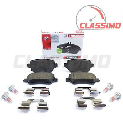 Rear Brake Pads   VAUXHALL ASTRA Mk 4 G  5 H   all models   2001 to 2010
