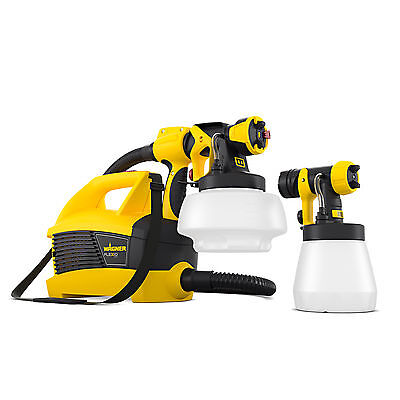 Wagner Universal Sprayer W690 Flexio with 1800ml & 800ml Attachments