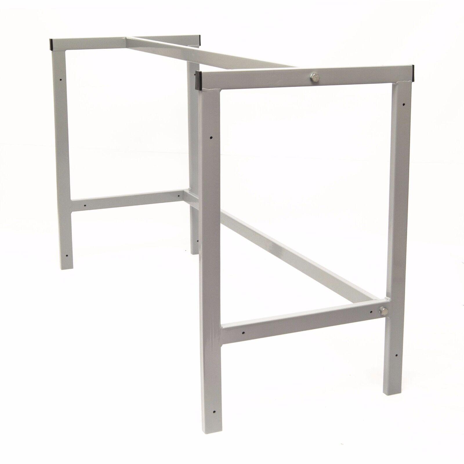 Werktisch 15kg Tischgestell Seitenteil Tischbein