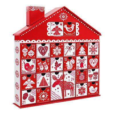 Nordic Casa Natale Calendario Avvento - Aggiungi il Tuo Delizie