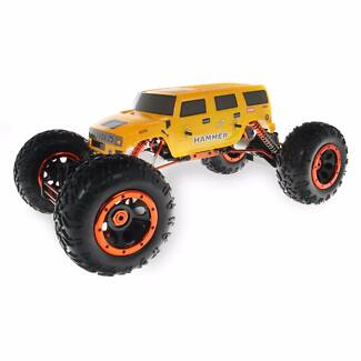 New 1/8 Scale Hammer Pro Radio Control Rock Crawler 2WS Alloy Alexandra Hills Redland Area Preview