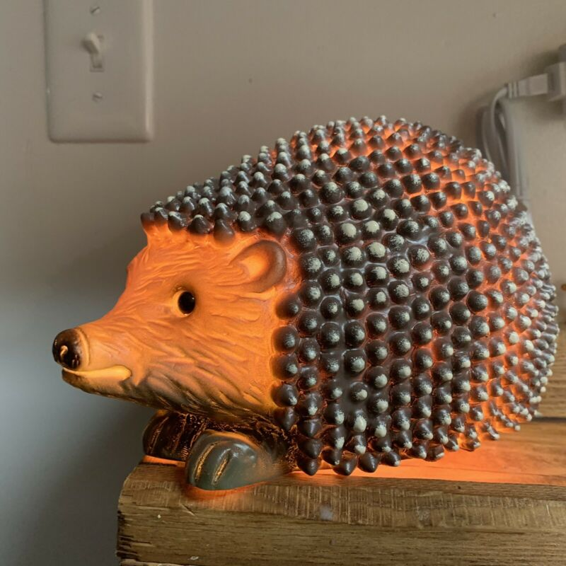 HEICO Goods For Fun Hedgehog Lamp , Made In Germany