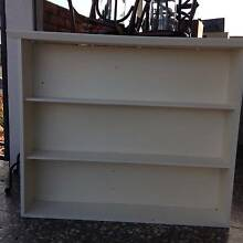 solid timber bookcase Hawthorn Boroondara Area Preview