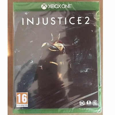 Injustice 2 (Xbox One) New and Sealed inc Batman, Superman, Wonder Woman