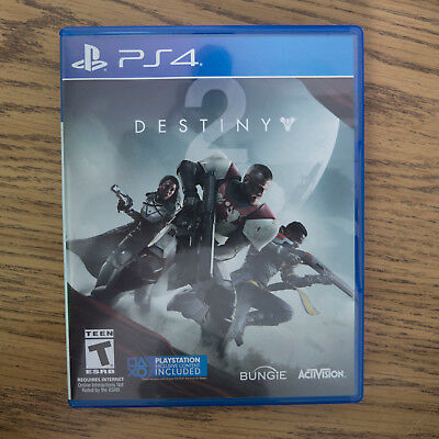 Destiny 2  Sony Playstation 4  Ps4  Bungie  2017