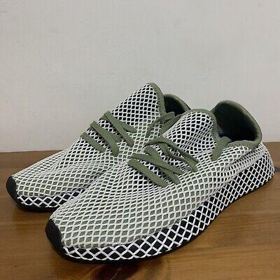 Adidas Deerupt Runner UK 9.5 Mens Trainers
