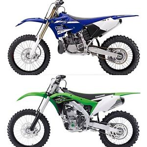 Looking for a dirt bike