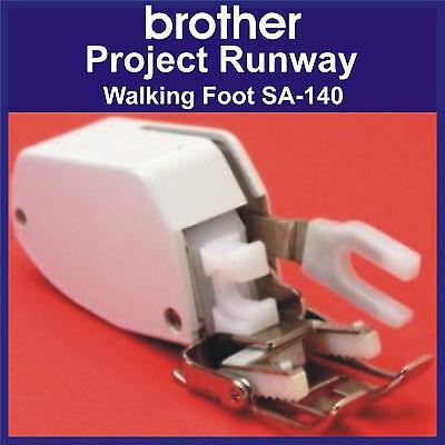 Brother Project Runway Walking Foot SA140 X80927001 Fits LB6800PRW, CE5055PRW