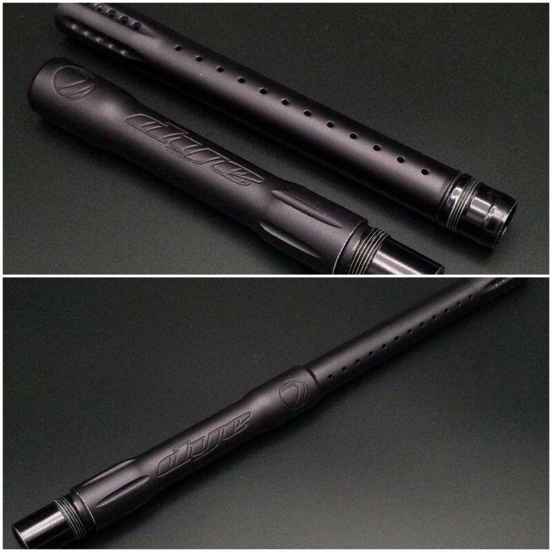 "Dye Ultralight Boomstick Paintball Barrel - Autococker Thread 14"" - Dust Black"