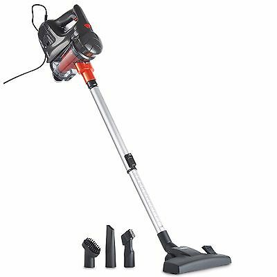 VonHaus Corded Stick Vacuum Cleaner 600W - 2 in 1 Upright & Handheld Bagless Vac