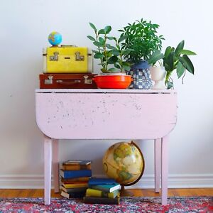 Pink farmhouse table-  $200 - free delivery
