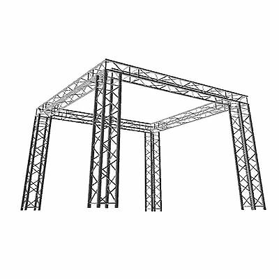 Global Truss Sq-20x20 Venue Square Displaytradeshowdj Booth