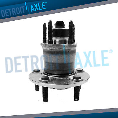 New REAR Wheel Hub and Bearing Assembly for Cobalt G5 HHR Ion Pursuit 5-Lug ABS