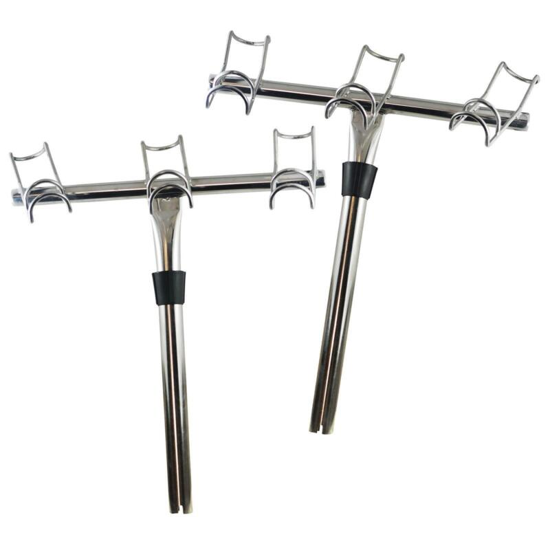 Boat rod holders ebay for Fishing pole holders for boats