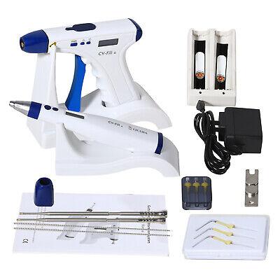 Dental Endo System Cordless Obturation Gutta Percha Gun Pen Tips Kit Endodontics
