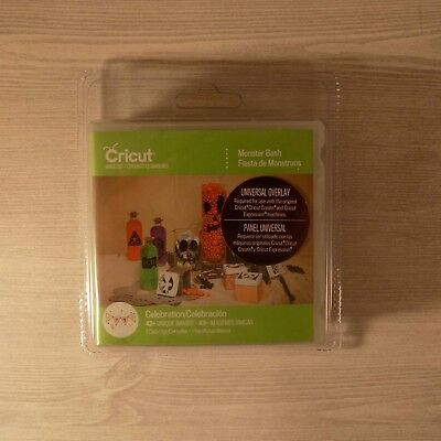BRAND NEW - Cricut MONSTER BASH Halloween Party Cartridge](Cricut Cartridges Halloween)