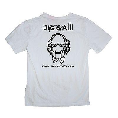 Jigsaw Killer Saw Horror halloween Movie DVD Shirt Sizes S-XXXL Many Colours