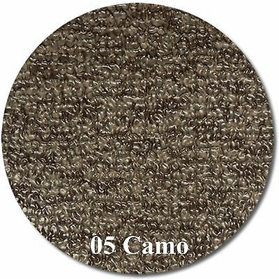 MariDeck Boat Marine Outdoor Vinyl Flooring - 34 mil - Camo - 6' x 22'