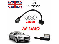 AMI 4F0051510R iPhone iPod Audio Video 4S Cable For AUDI A1 2013