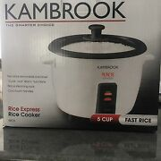 New Kambrook Rice Cooker Thornlie Gosnells Area Preview