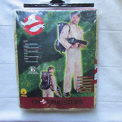 Rubies Ghostbusters #16529 Jumpsuit Inflatable Backpack Mens Regular - Ghostbusters Jumpsuit