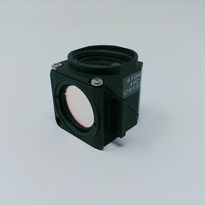 Zeiss Microscope Fluorescence Filter Cube 41043 Hc C91315 For Axio